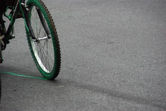 Rastro de bicicleta